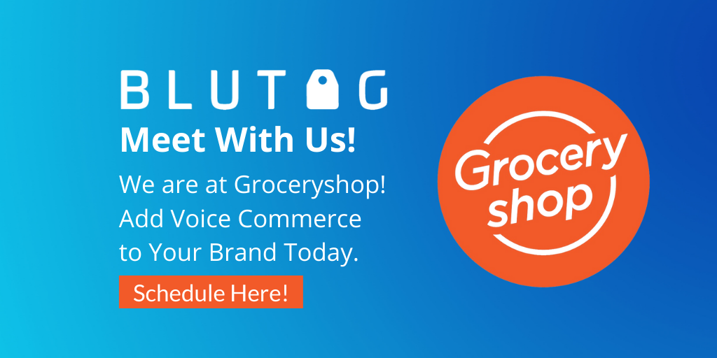 Groceryshop 2021 Meet with Blutag!